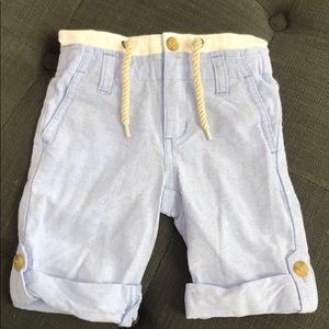6-12 month Janie and jack shorts